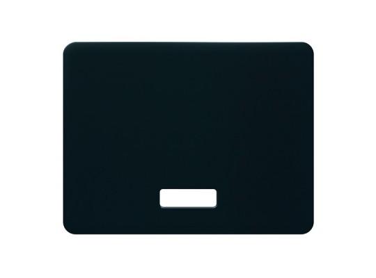 Skleněná krájecí deska černá 20 mm