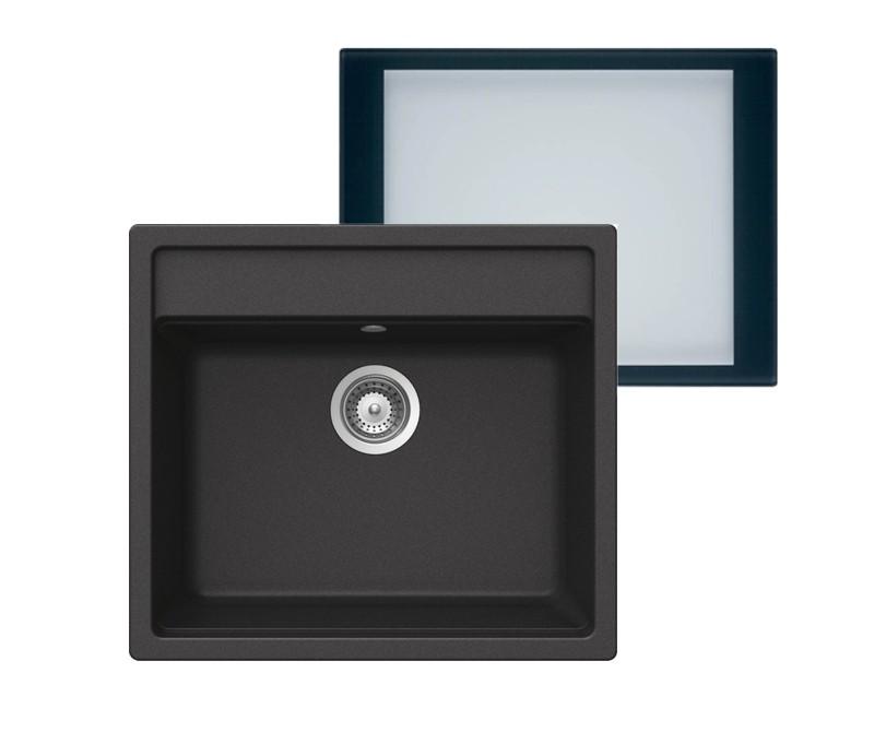 d ezy schock cristalite jednod ezy schock nemo n 100 nero granitov d ezy a baterie. Black Bedroom Furniture Sets. Home Design Ideas