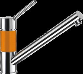 Kuchyňská baterie Schock SC-50 Bright Orange