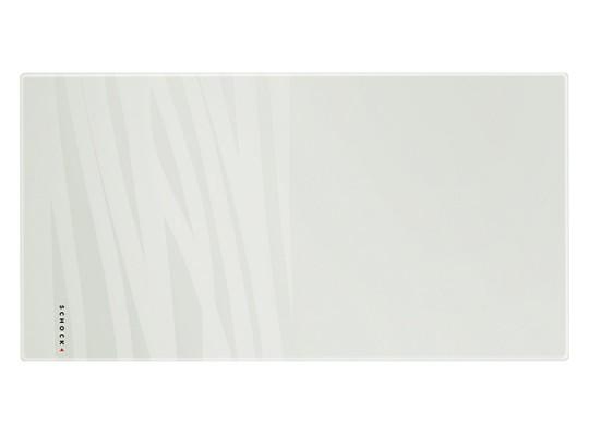 Skleněná krájecí deska bíla